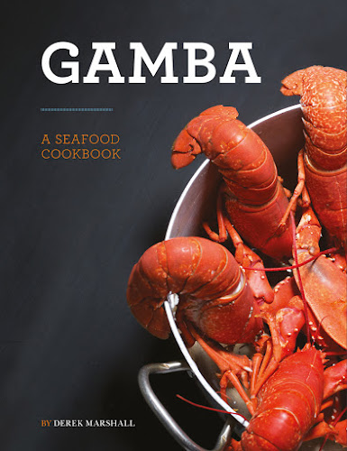 Gamba, Gamba - A Seafood Cookbook, Glasgow restaurant, Cookbook