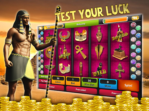 Gods of Egypt Slots Casino  screenshots 3