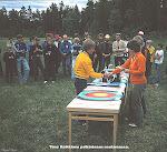 Säilä - Strengnes Ruotsi v.1981