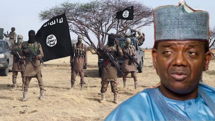 Deliver us, Boko haram is all over Zamfara - Gov Matawalle Cries Out
