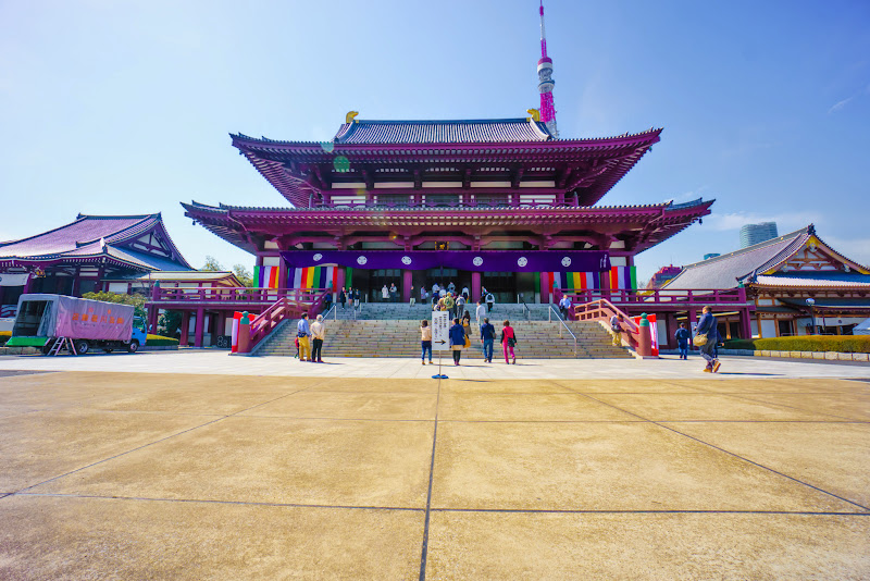 増上寺 写真 3