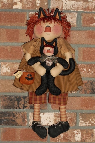 Кукла примитив