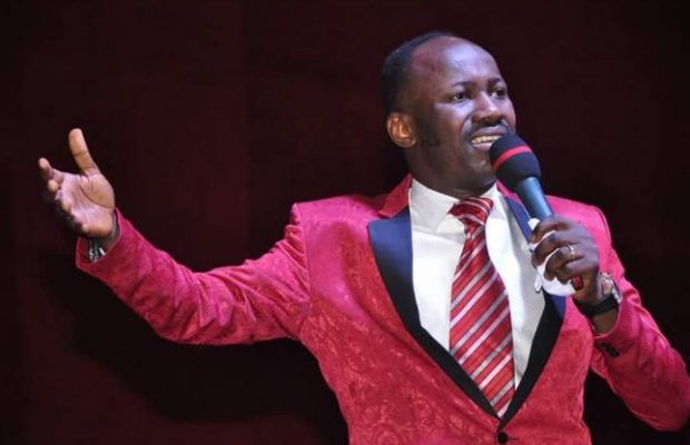 33 KINGDOM QUOTES FROM APOSTLE JOHNSON SULEMAN