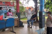 Cegah Covid-19, Polsek Kep Seribu Selatan Rapih Tes Gratis Semua Pendatang Di Empat Pulau Pemukiman