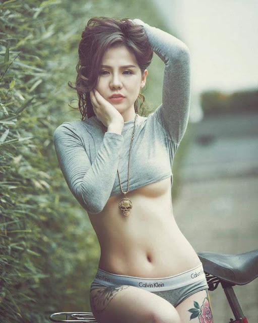 hot girl dj sansan nguyen 5