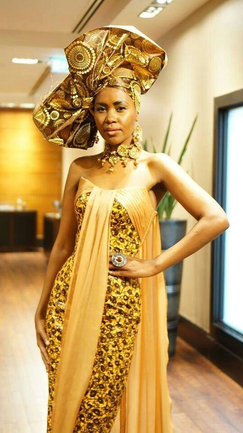 Wedding African Traditional Outfits 2017 / 2018