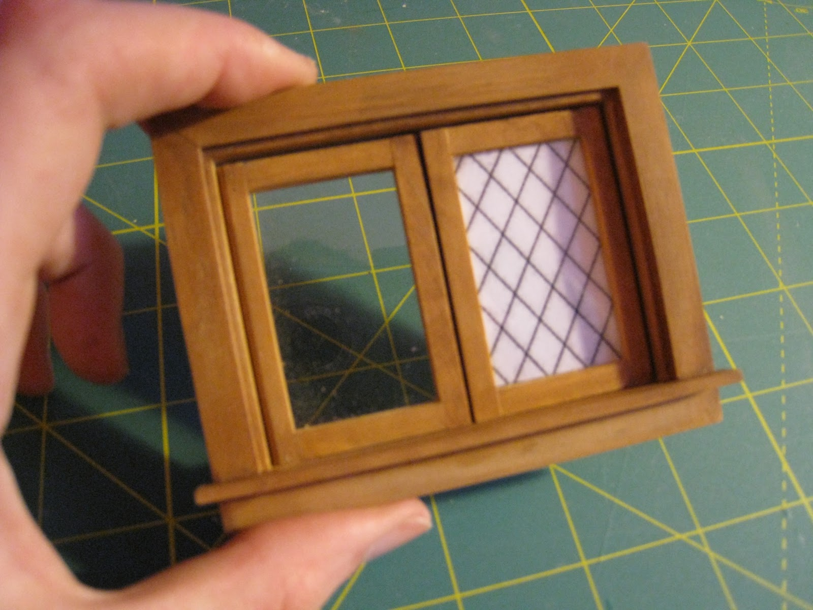 Glorious Twelfth How To Make A Dollhouse Miniature Lead