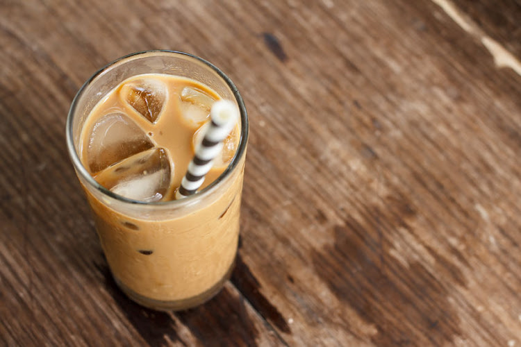 Iced coffee is the best way to get a caffeine buzz in summer.