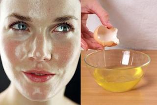 Cara Mengatasi Kulit Wajah Berminyak Menggunakan Putih telur