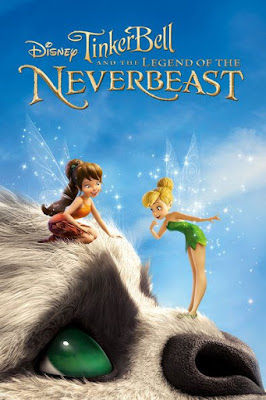 Tinker Bell and the Legend of the NeverBeast (2014) BluRay 720p HD Watch Online, Download Full Movie For Free