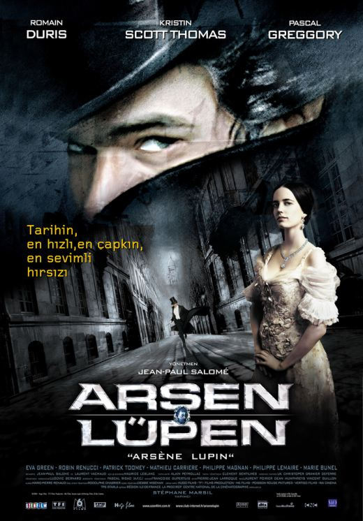 Phim Tên Cướp Thế Kỷ Arsene Lupin - Arsene Lupin