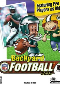 Backyard Football 2002 - Review By Steven Winslow
