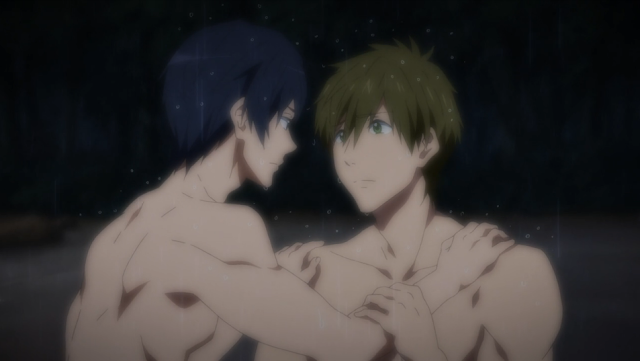 Free! Iwatobi Swim Club Episode 6 Screenshot 1