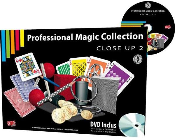 Bộ dụng cụ ảo thuật đặc biệt 2 OID Professional Magic Collection