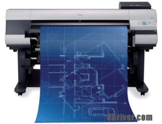 Download Canon imagePROGRAF iPF825 Printers Driver & install