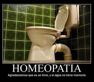 homeopatía es placebo