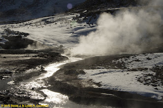 Photo: Geothermal area