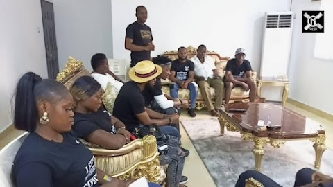 Gist: Shark2six Begins Tour For His Xclusive Music Concert After Revealing His Forthcoming Album Title