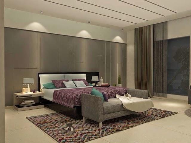Contoh Dekorasi Bilik Tidur Modern Yang Simple Kemas Dan Elegant