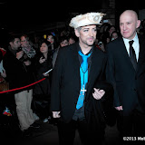 WWW.ENTSIMAGES.COM -  Boy George  at    Whatsonstage.com Awards Concert & afterparty at Palace Theatre, Shaftesbury Avenue, London,                                                      February 17th 2013 Photo Mobis Photos/OIC 0203 174 1069