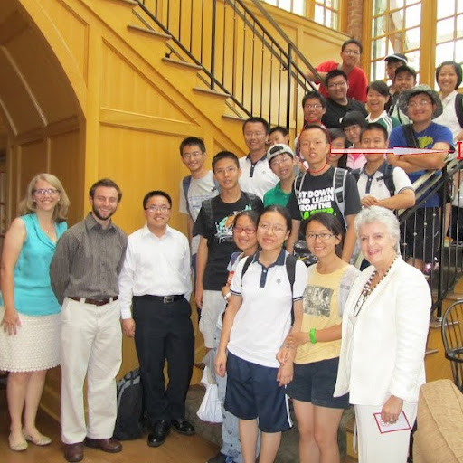 Wake Forest University continues to welcome students from China!