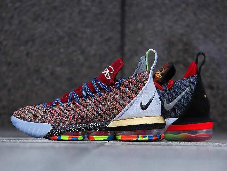 reputable site 3c6ff e9b8e Champs Sports Next chapter for the Nike LeBron 16 Facebook