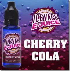 CHERRY%2BCOLA2 thumb - 【リキッド】ICE VAPE E-JUICE「CHERRY COLA」(アイスベイプイージュース チェリーコーラ)リキッドレビュー!アメリカでは定番の古くから愛されてきた味。チェリーとコーラの融合!!