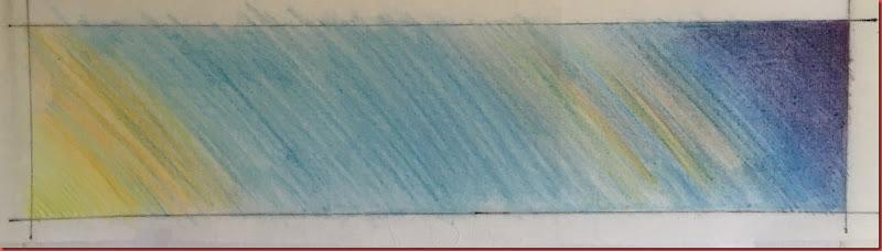 Coloured Pencil Sample