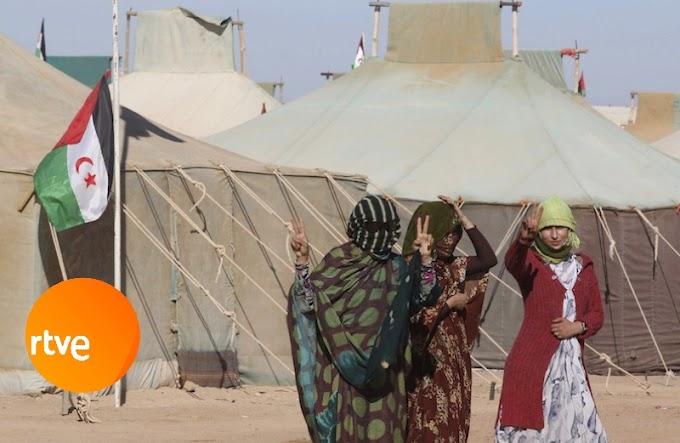 El fracaso de RTVE como papel informador y neutro del conflicto del Sáhara Occidental.