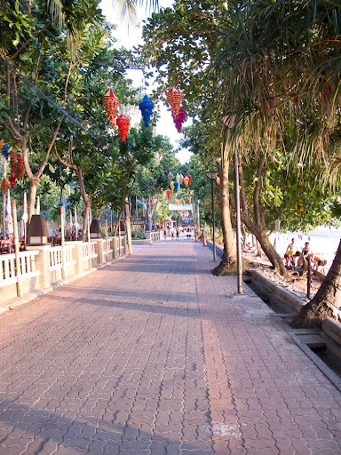 Aonang Boardwalk