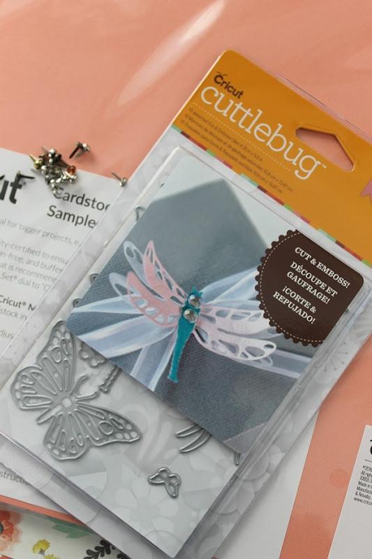 cuttle bug by cricut