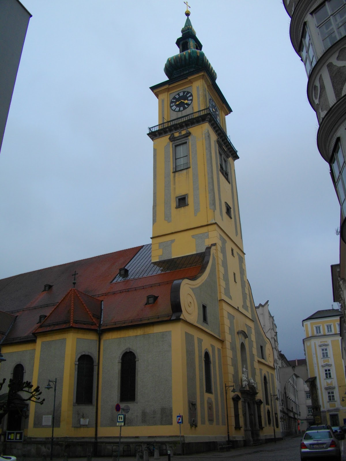 Trip to Linz, Austria - part 1 | Life in Luxembourg