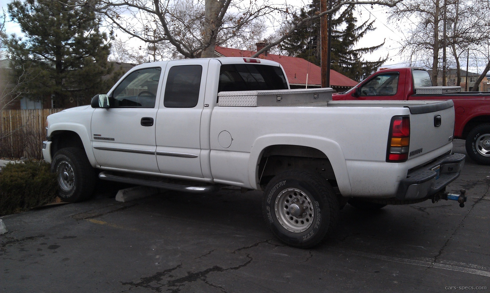 2002 gmc sierra 2500 base extended cab pickup 6 0l v8 4 4 4 speed automatic 6 6 ft bed