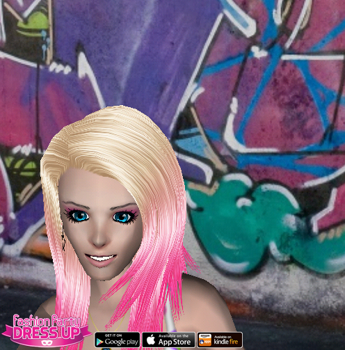 Fashion Party Dress Up Level 15 - Hip Hop - Anne - Snapshot