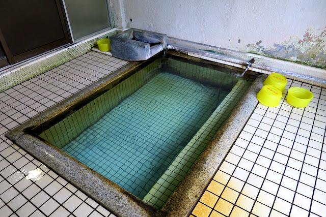 瀬見温泉 共同浴場