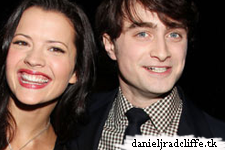 Rose Hemingway talks more about Daniel Radcliffe