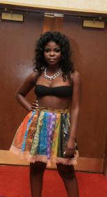ankara styles, skirt