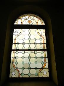 Tiffany window