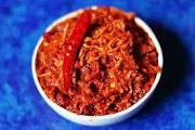 Mangai Thokku Recipe | Grated Raw Mango Pickle