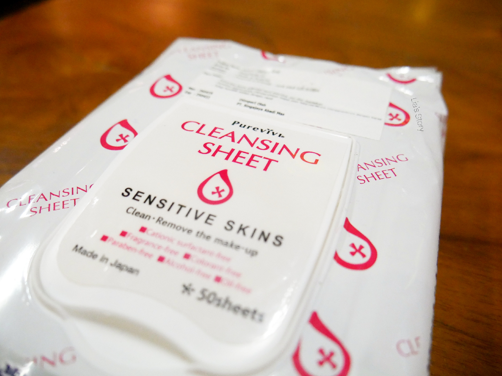 review-purevivi-cleansing-sheet-jepang