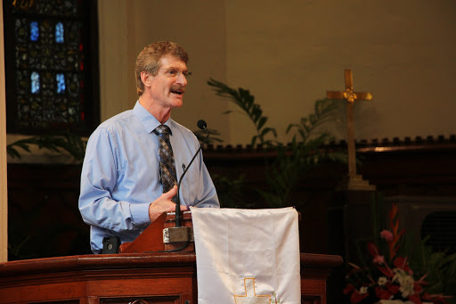 Guests from Presbyterian Church USA - Sunday Worship and Welcome Fellowhip