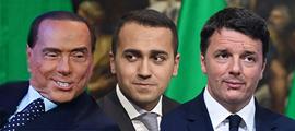 Silvio Renzi Di Maio