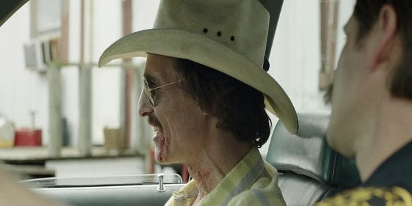 Screen Shot Of Hollywood Movie Dallas Buyers Club (2013) Download And Watch Online Free at Alldownloads4u.Com