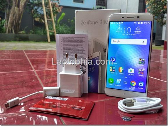 Perlengkapan Asus Zenfone 3 Max ZC553KL