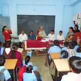 School Kit Distribution at Govt School, Bangalore Jul 6, 2013