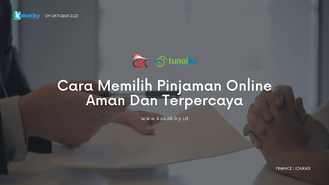 cara memilih pinjaman online terbaik