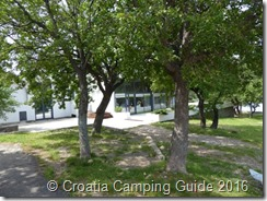 Croatia Camping Guide - Camp Klenovica Supermarket