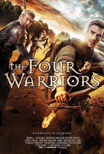 Four warrior - Chiến Binh Thập Tự Chinh