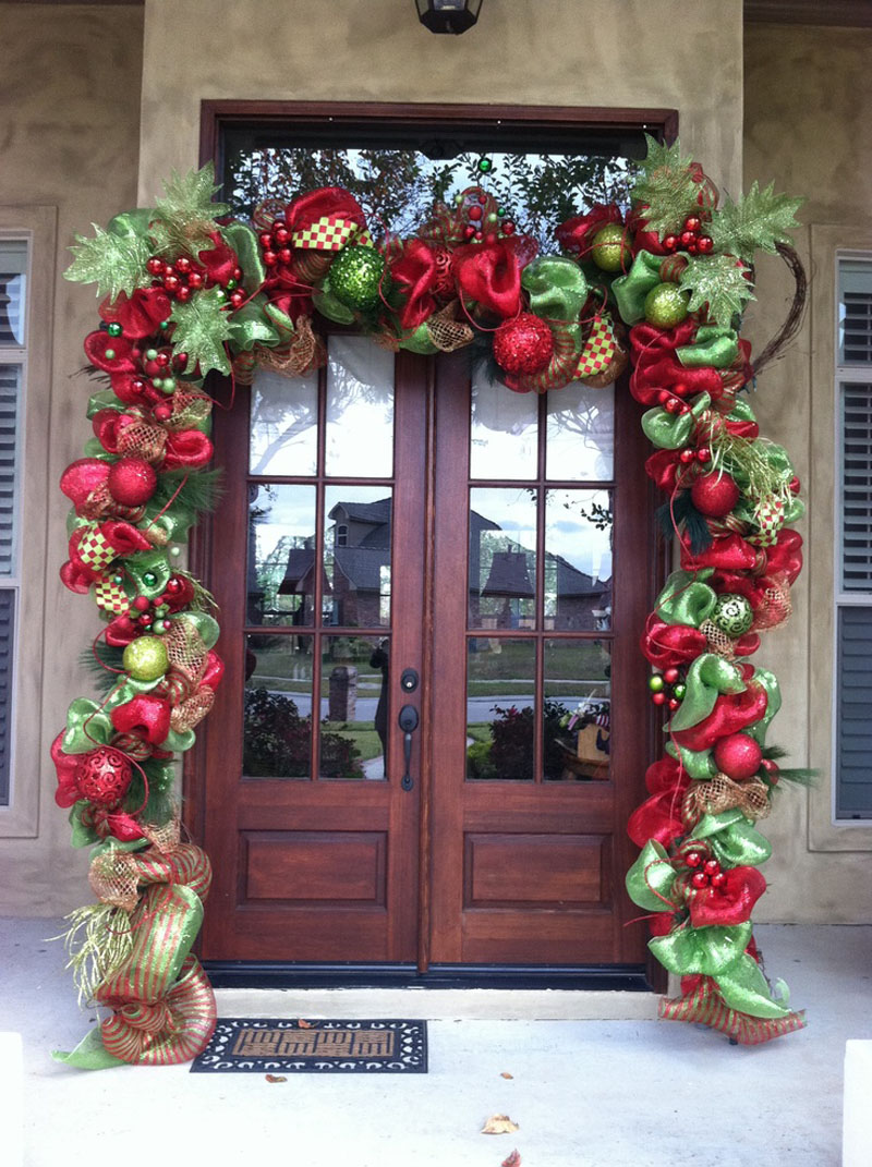 Simple christmas decoration ideas fashion qe for Christmas decoration 94