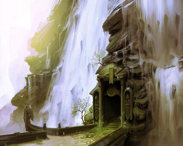 Weird Lands Of Sorrow, Fantasy Scenes 3